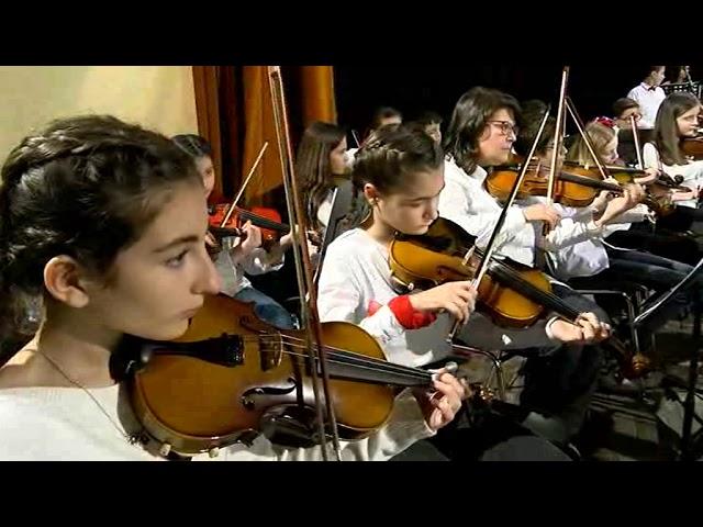 """28 dicembre 2018 -  Concerto dell'Orchestra """"Pierre De Coubertin"""""""