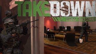 Takedown: Red Sabre - Review (german)