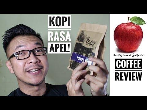 KOPI RASA APEL ! Otten Coffee Flores Bajawa Arabica Review