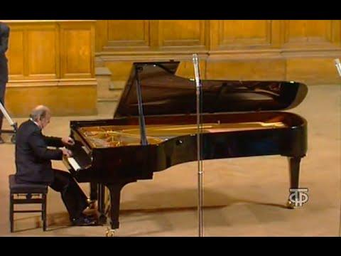 Vladimir Krainev plays Prokofiev Piano Sonata no. 6 - video 1994