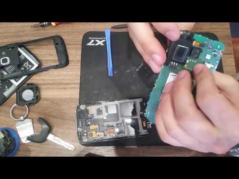 Разбор Samsung Galaxy Ace 3 GT-S7270!
