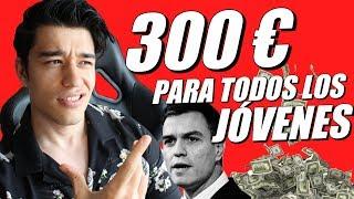 LAS PAGUITAS para JÓVENES DEL PSOE y PP 💰