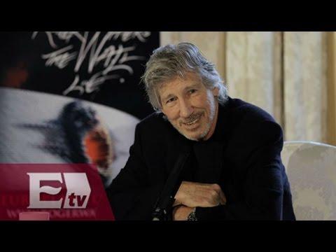 'Interstellar Overdrive' es el nombre del documental de Roger Waters / Vianey Esquinca