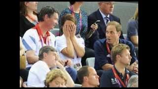 European Royals at Olympic Games 2012