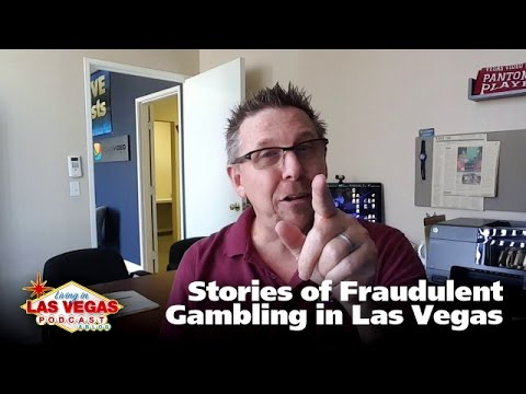 Stories of Fraudulent Gambling in Las Vegas - LiLV #269