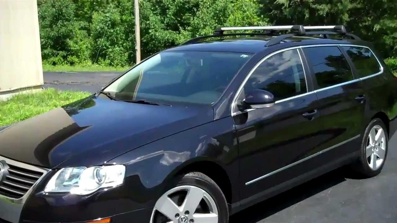 2008 passat wagon review