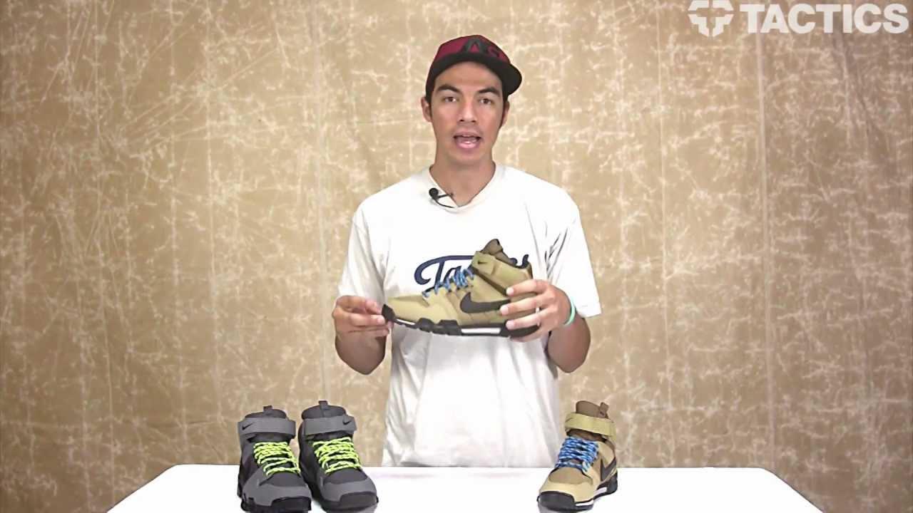 newest cfa8a 4dad5 Nike Mogan Mid II OMS Boot Review - Tactics.com