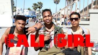SJ3 - Cali Girl