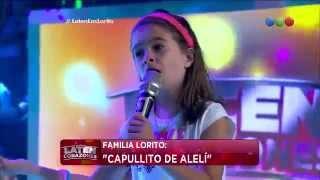Familia Lorito - Capullito de Alelí #LatenLosLorito #LatenCorazones