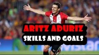 aritz aduriz el zorro best skills and goals