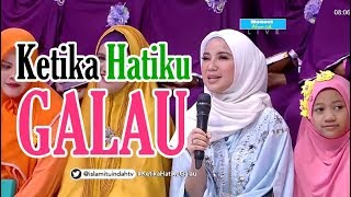 Video KETIKA HATIKU GALAU - Islam Itu Indah 6 September 2017 download MP3, 3GP, MP4, WEBM, AVI, FLV Desember 2017