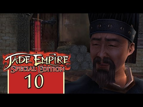 Minister Sheng - Let's Play Jade Empire: Special Edition - 10