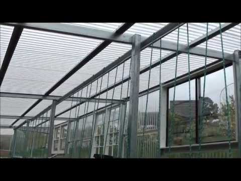 Build a Greenhouse to survive any storm