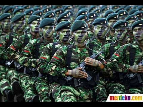 Indonesia Reposturing Military Strategy - Asian Military ...  Indonesian Military Strength