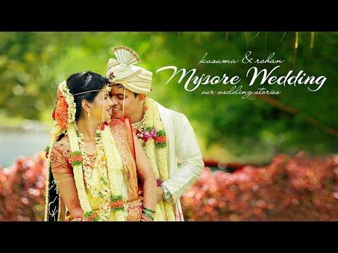 Mysore Wedding   Kusuma & Rohan