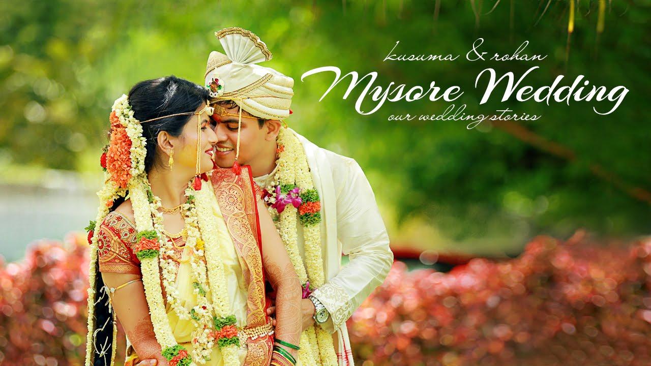 Mysore Wedding Film Of Kusuma & Rohan
