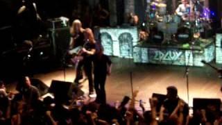 Edguy - Lavatory Love Machine [Live Argentina 20-02-09]