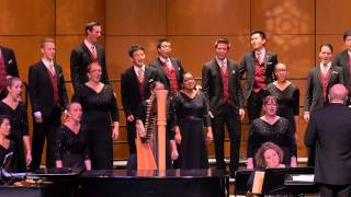 "USC Chamber Singers: ""Mary Had a Baby"" arr. by Craig Courtney"