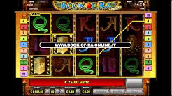 Book Of Ra Con Soldi Veri (Casinò Online)