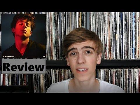 Album Review: Voicenotes - Charlie Puth