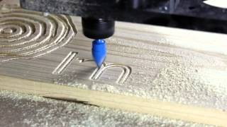 CNC Tutorial: Carving from an Image | Glass Impressions