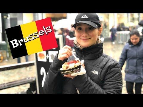 Follow Me To Brussels + A Fire! | Flight Attendant Adventures