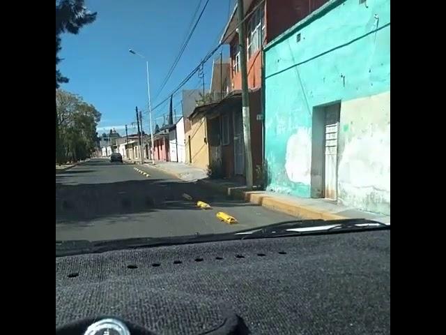 Desde Atlixco Puebla invaden ciclopista