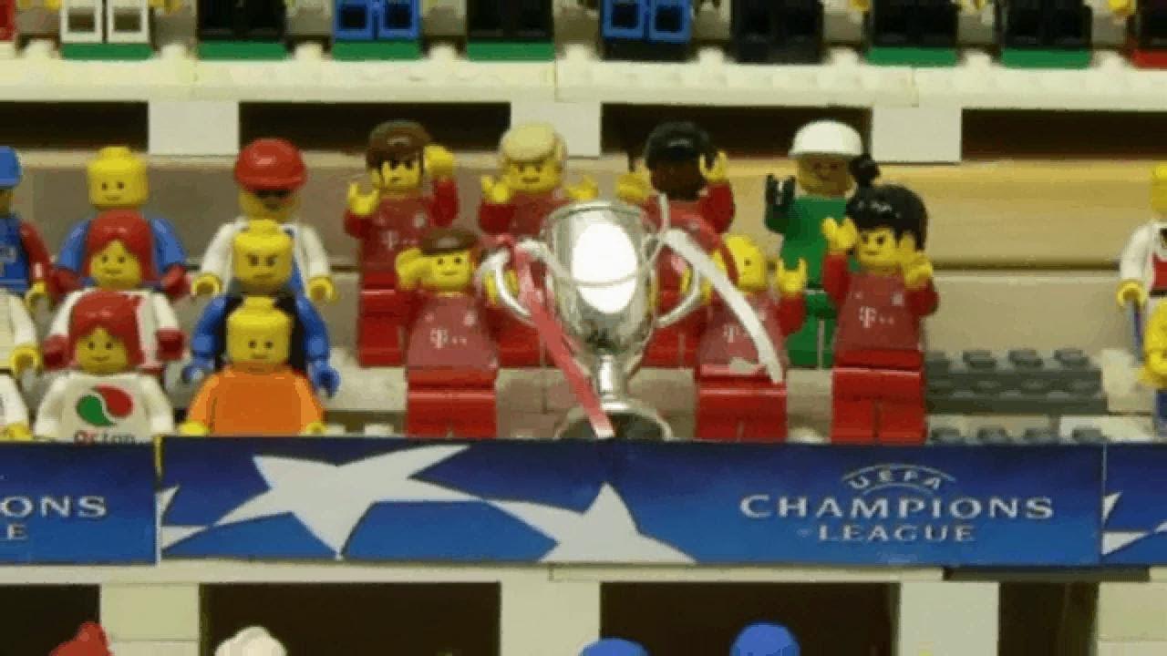 lego champions
