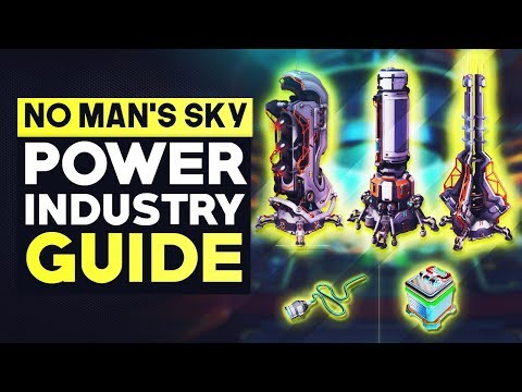 No Man's Sky Beyond - Everything You Need To Know About  Power, Industrial & Logic Systems