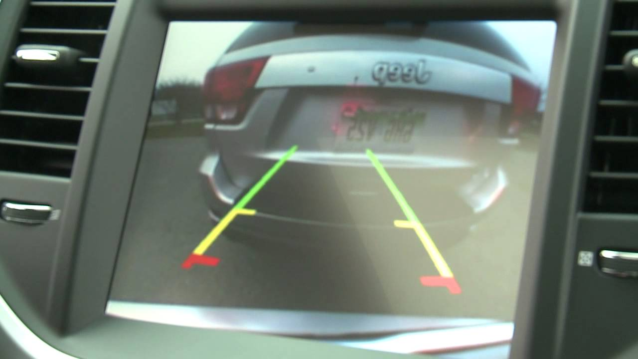 Rearview camera with parking assistant: how to choose 67