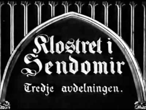 Scott Lord: The Monastery of Sendomir (Victor Sjostrom, 1920)