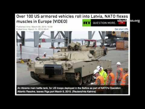 UK Column NEWS Wednesday 18th March 2015