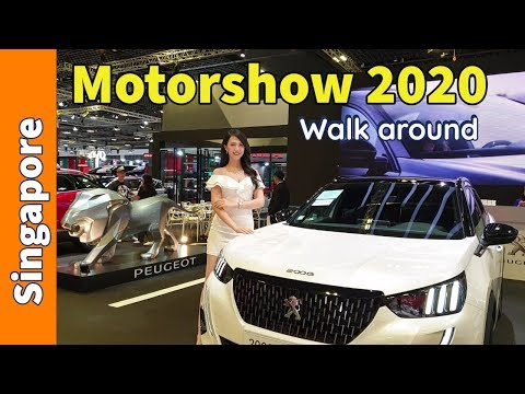 2020 Singapore Motorshow Walkaround