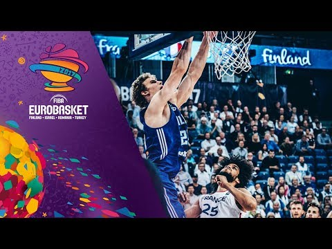 Lauri Markkanen (22 points) was magic against France!