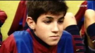 Cesc and Pique - the bff