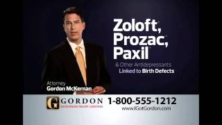 SSRI Birth Injury Lawyer Gordon McKernan | Baton Rouge Personal Injury Lawyer