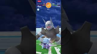Aggron duo fail .pokemon go