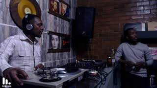 DJ Mbuso Live At VinyLifestyle's Deeper Dimensions #101
