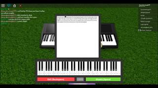 Roblox Piano: How to play So Call Me Maybe Slow version Really easy!!