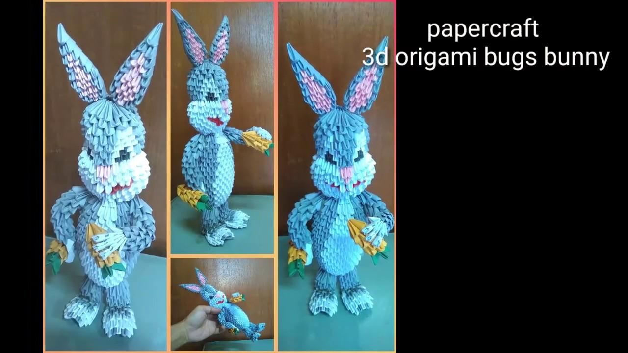3D Origami | Kathy May & Silas | 720x1280