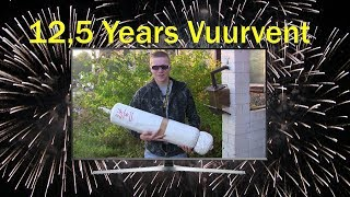 12,5 Years Vuurvent