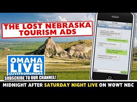 Nebraska Tourism Commercials Nebraska Nice