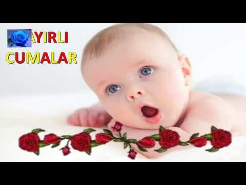 En yeni ve en güzel cuma mesajları- Bebek ve Gül resimli Cuma mesajı dinle,paylaş...