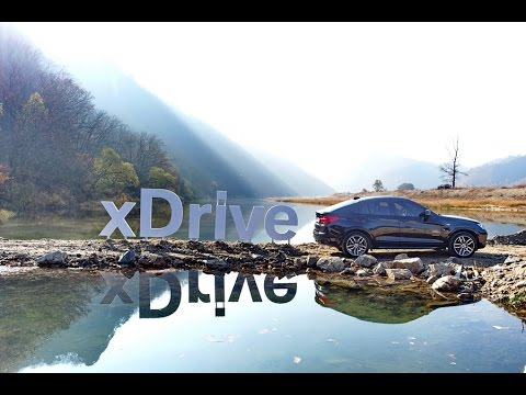 BMW xDrive 주행 체험 - BMW xDrive performance Day
