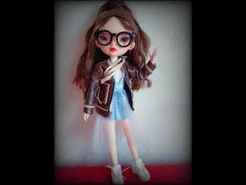 #Fashion girl doll #时尚女娃娃 #Short
