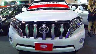 2016, 2017 Toyota Land Cruiser Prado, Video review New Generation