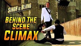Climax | Singh Is Bliing | Behind The Scene | Akshay Kumar, Amy Jackson