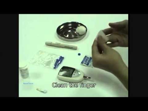 Máy đo đường huyết 3 trong 1 Benecheck Plus