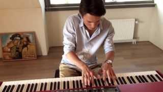 Zedd - Spectrum ft. Matthew Koma (improvisational piano cover)