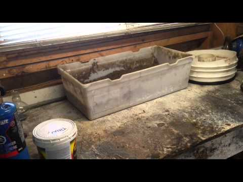 How to make refractory brick (fire brick) with sodium silicate PART 2